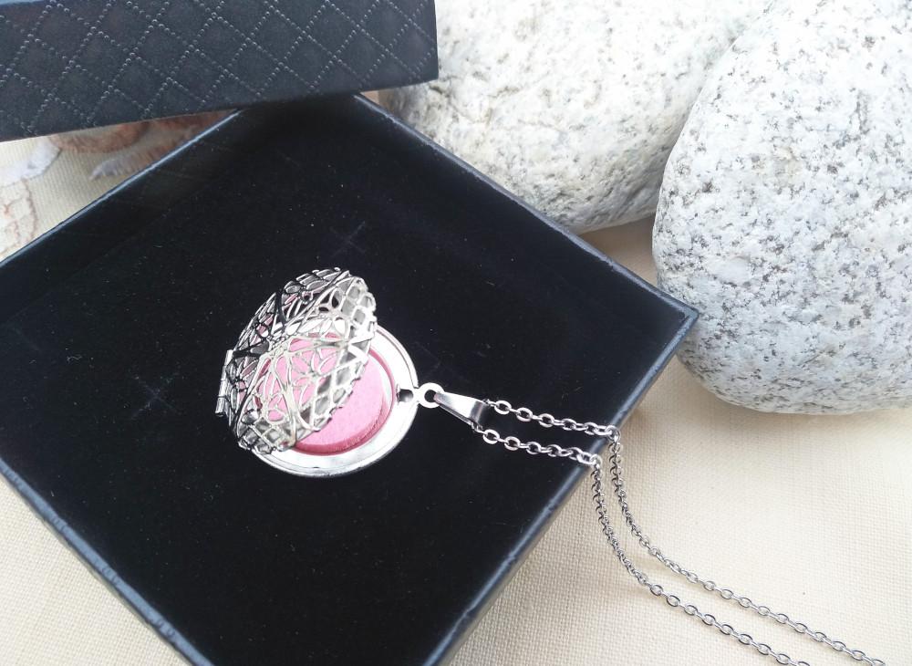 Aroma šperk lásky kvet otvorený
