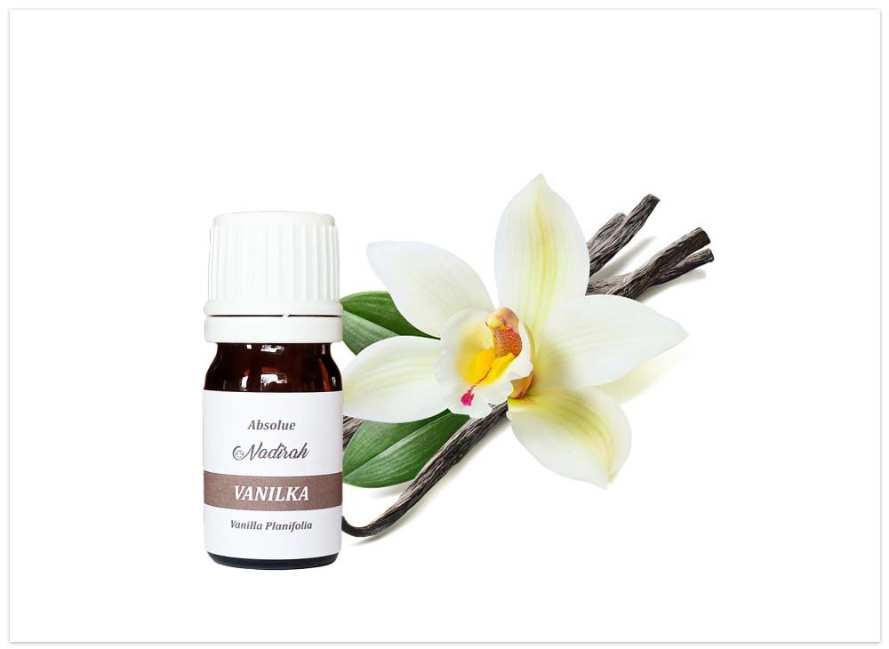 Esenciálny olej Vanilka Abs. nový