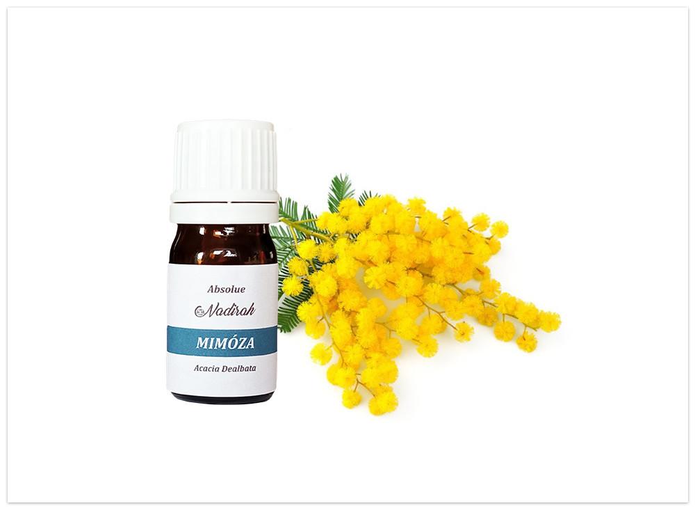 Esenciálny olej mimosa abs. nový