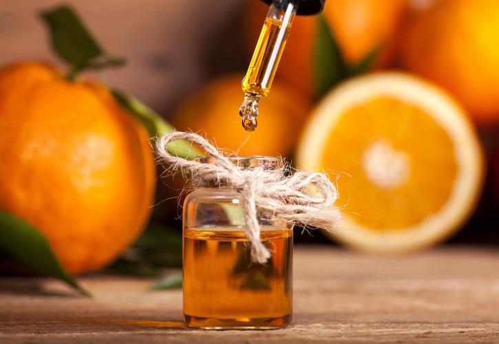 esenciálny olej obr