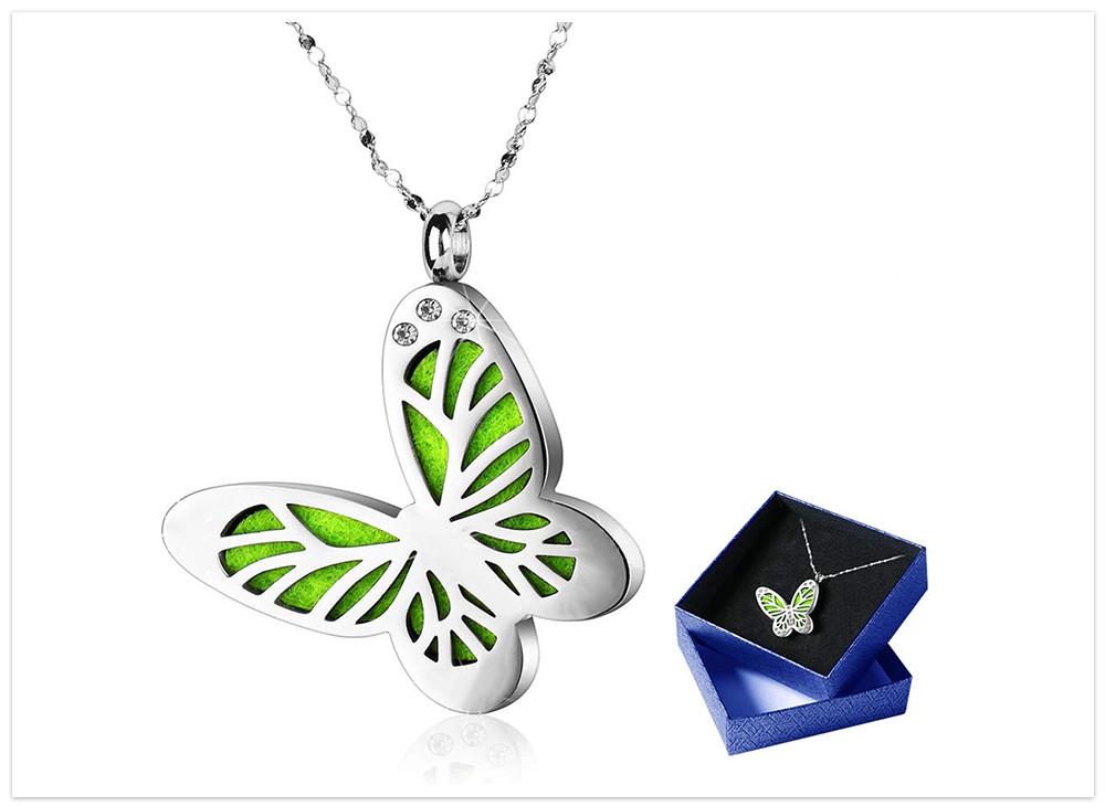 Aroma prívesok motýľ