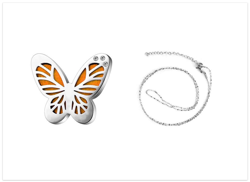 Aroma prívesok motýľ1