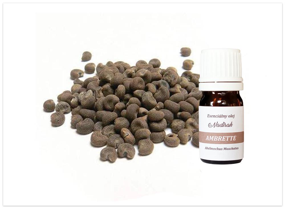 Esenciálny olej Ambrette Abs nový-1