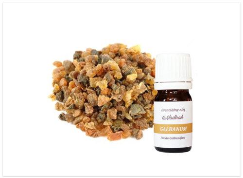 Esenciálny olej Galbanum nový