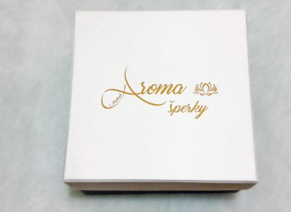 Darčeková krabička aroma šperky