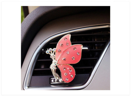 Aroma difuzer do auta motýlia víla marhulova
