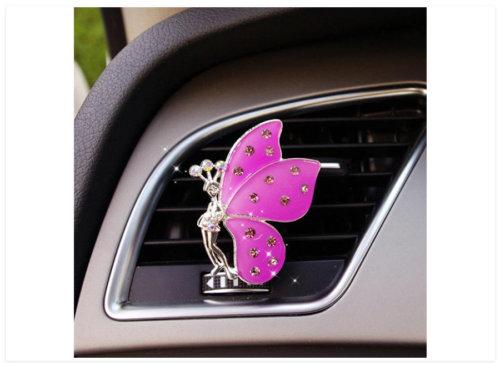 Aroma difuzer do auta víla ružová