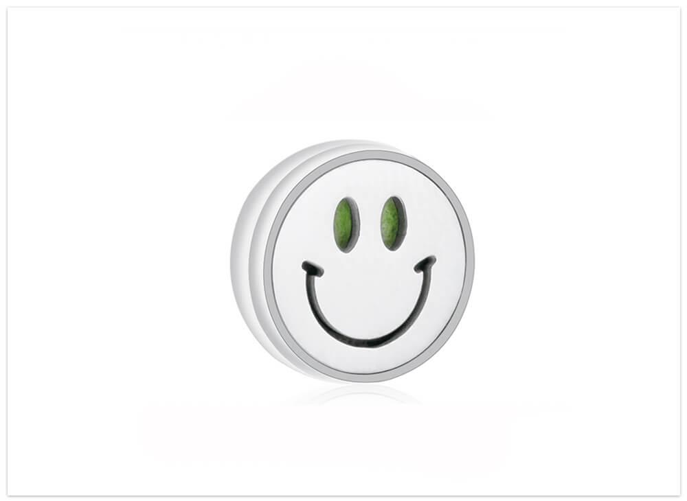 Aromatický magnet smajlík na rúško