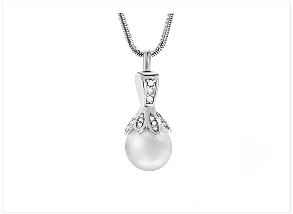 Aromatický prívesok perla